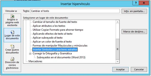 Curso gratis de gu a office 2013 aulaclic 8 trabajando for En word cual es el interlineado