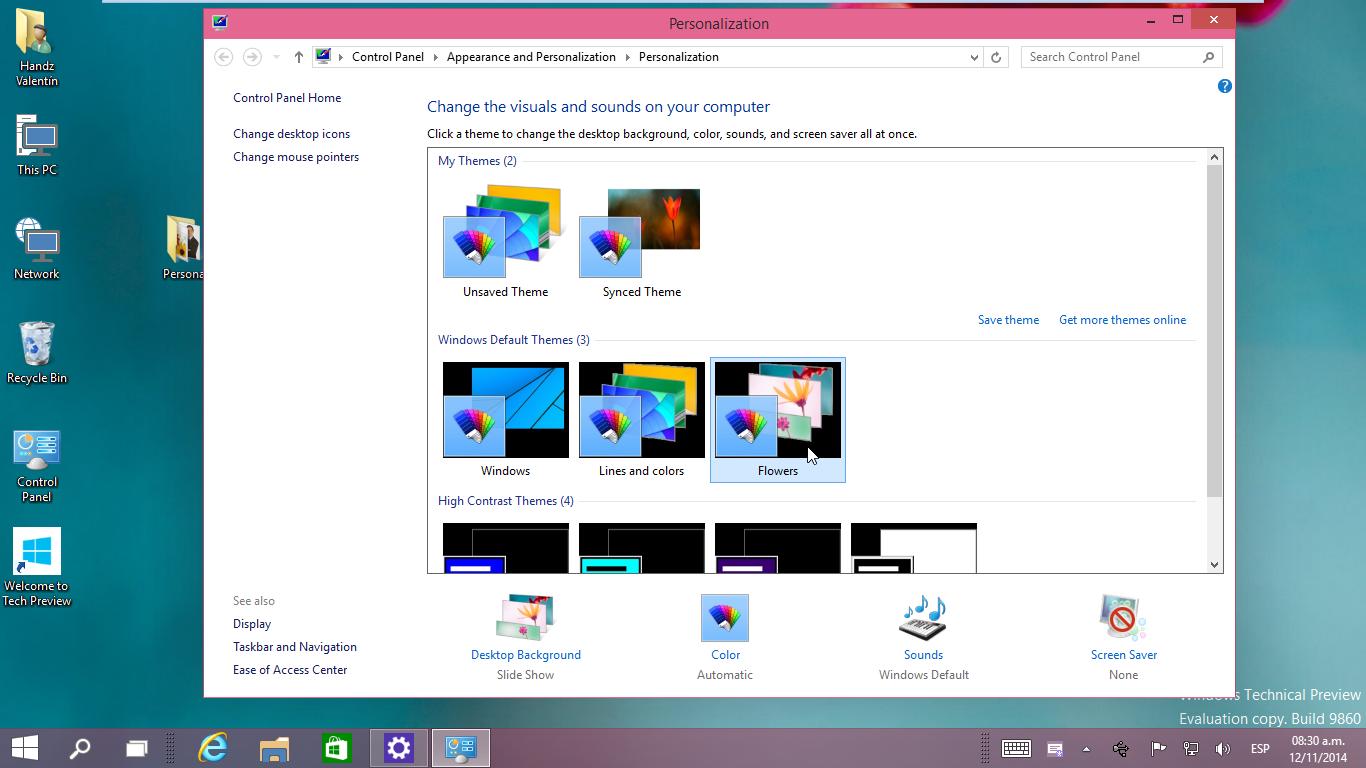 Curso Gratis De Guía Windows 10 Aulaclic 7 Personalizar Windows 10