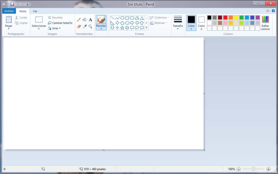 How to open paint in windows 8/8. 1   5 ways.