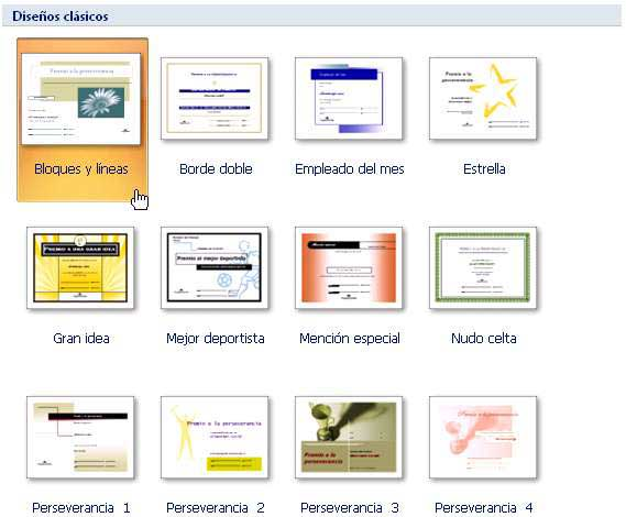 aulaClic. Curso gratis de Microsoft Publisher 2007. 1 - Un Tour a ...